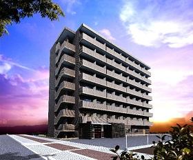 マンションの外観や高さと形*出逢った第一印象が大切なのは、人もマンションも一緒だから。